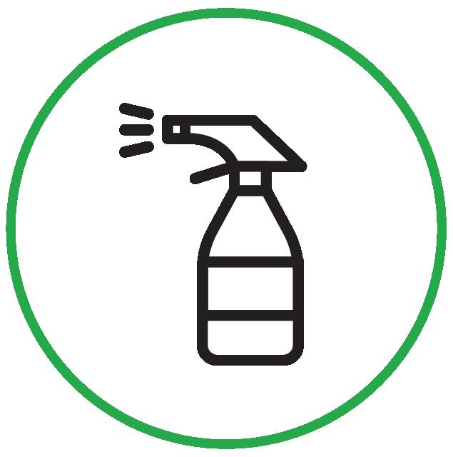 สามารถใช้สเปรย์ทำความสะอาดแอร์ได้บ่อยๆ มากเท่าที่ต้องการ