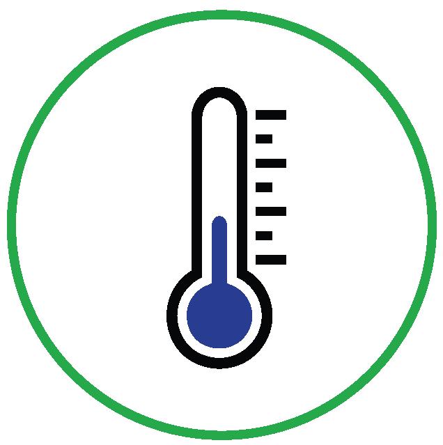 เก็บนอร์ก้า โฟม ไว้ในห้องที่มีอุณหภูมิปกติ โดยเก็บไว้ให้ห่างจากความร้อน