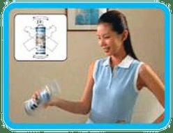 4. Shake NORCA foam around 20 seconds